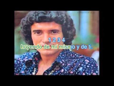 Crees que canto por ti-Danny Daniel-Karaoke