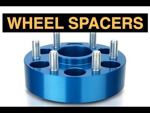 Wheel Spacers & Adapters - Good Or Bad?