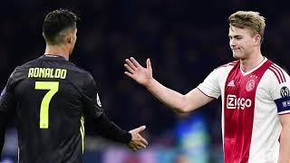 Wegen Ronaldo! De Ligt kurz vor Wechsel zu Juve!