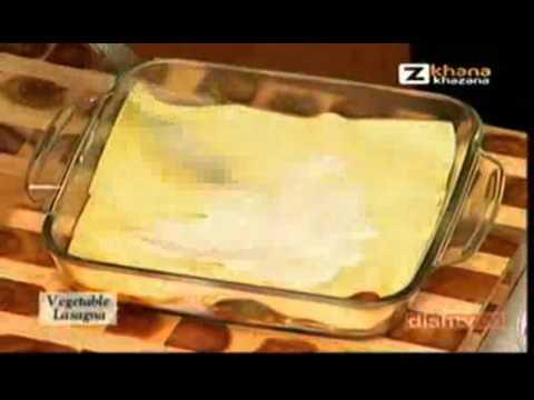 recipe: veg lasagna recipe sanjeev kapoor [37]
