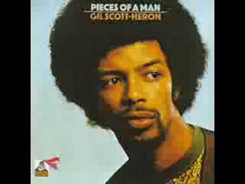 Gil Scott Heron- Angel Dust