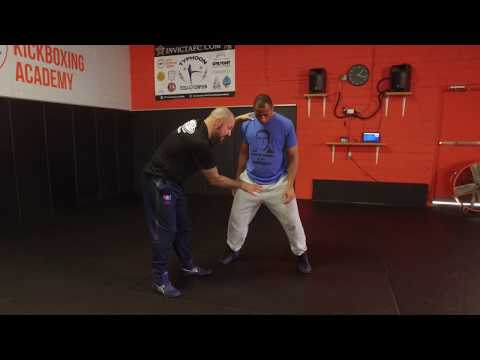 How to Hit a Foot Sweep