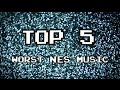 Top 5 worst nes music avgn clip collection mp3