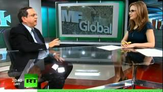 MF Global Customer and Fund Manager on JP Morgan and the Goldman Sachs Connection