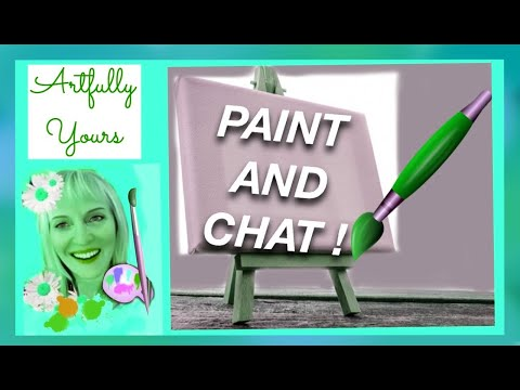 Guest Artist- GRACIE SHACK- LIVE Painting ! July 1 from YouTube · Duration:  1 hour 37 minutes 55 seconds