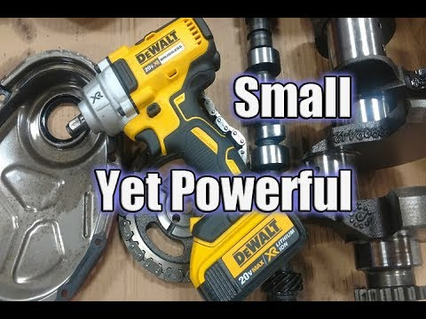 Dewalt 20 Volt 1 2 Mid Range Impact Wrench Review Dcf894h