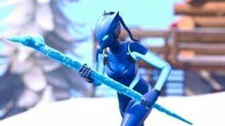 Fortnite Battle Royale - LYNX Skin (Azul) -#fortnite #playground #HSB