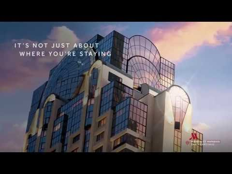 Experience the San Francisco Marriott Marquis