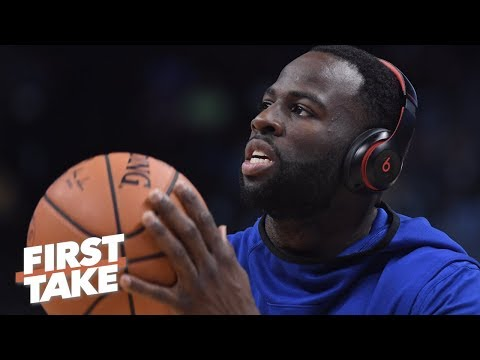 Draymond Green under pressure to turn around season | First Take