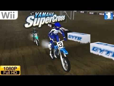 Yamaha Supercross Game