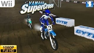 Yamaha Supercross - Wii Gameplay 1080p (Dolphin GC/Wii Emulator)