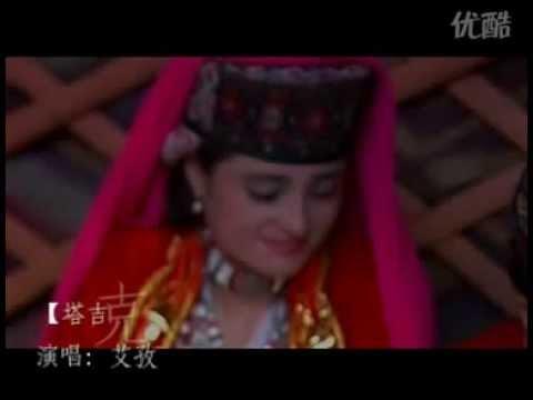 Tajik of China singing about tajik girl