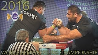 World Armwrestling Championship 2016 RIGHT HAND Finals(Right hand final matches of each class at World Armwrestling Championship 2016 in Blagoevgrad,Bulgaria Subcribe for new videos!!!, 2016-10-11T20:11:37.000Z)