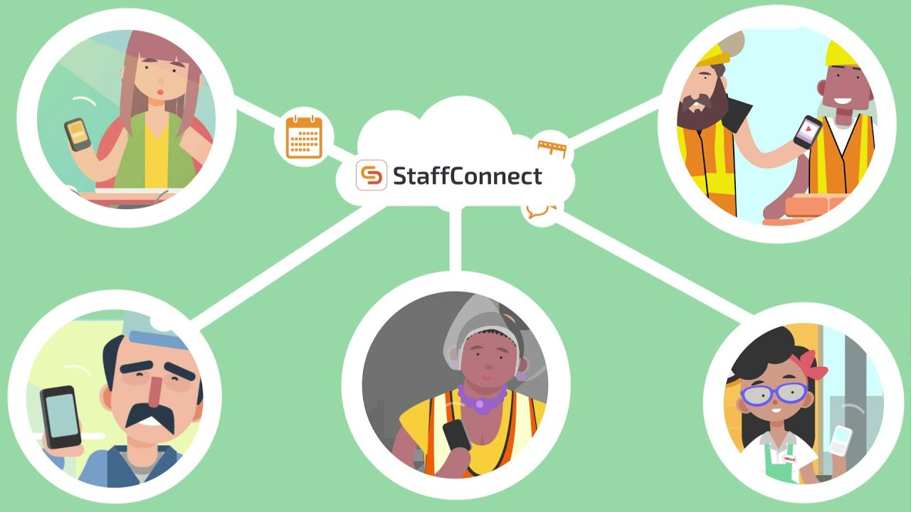 Employee Engagement App For Deskless Workers | StaffConnect