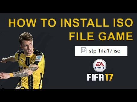 How To Install ISO Games In Windows 7, 8, 10