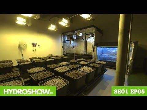 HYDROSHOW - Season 1 Episode 5 - Hydroponics Magazine Show