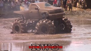 BODACIOUS!!!  KING OF THE PIT WINNER!!!  COLFAX LA MUDFEST TRUCKS GONE WILD!