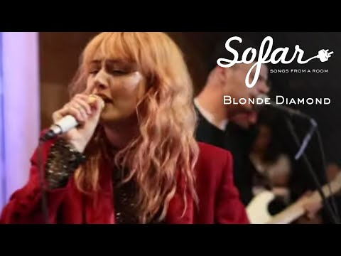 Blonde Diamond - Better When You're Close | Sofar Vancouver