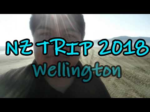 TRIP TO NEW ZEALAND 2018 - WELLINGTON EXTENDED