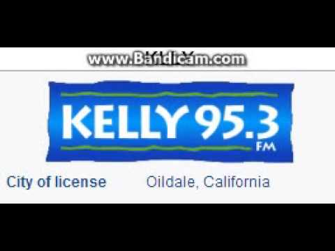 KLLY Kelly 95.3 Oildale, CA TOTH ID at 5:00 p.m. 7/26/2014