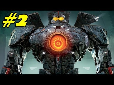 Pacific Rim Walkthrough Part 2 Gameplay Review Lets Play Playthrough PC/PS3/Xbox 360  (Video Game)