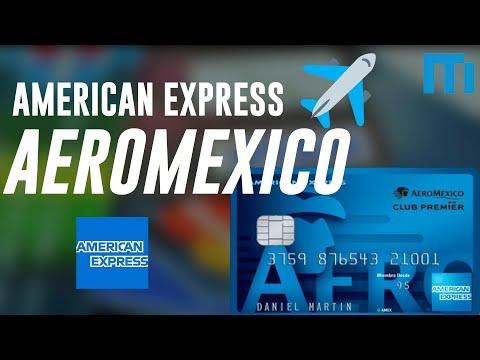 Beneficios, Reseña Y Recompensas De La Tarjeta American Express Aeromexico Azul | MIXBITS