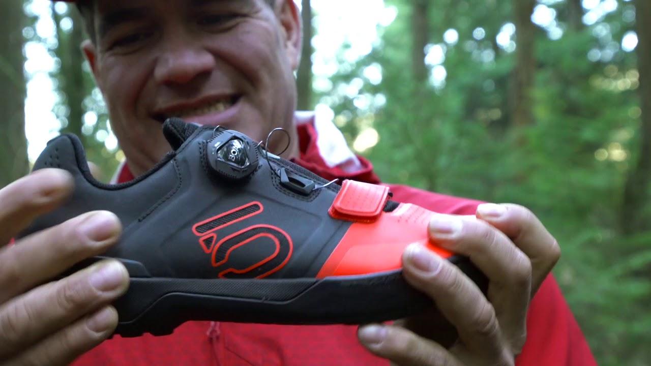 adidas Five Ten 5.10 Kestrel Pro Boa Shoes Herren active orangecore blackcore black