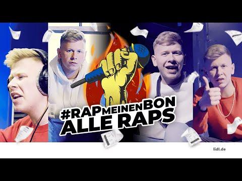 #RapMeinenBon   Alle Raps   Lidl lohnt sich