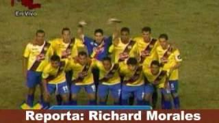 Deportivo Petare FC - Aragua FC. Clausura 2011