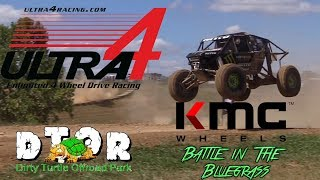 Ultra 4 KMC Wheels Battle in the Bluegrass 4400 class at Dirty Turtle Offroad