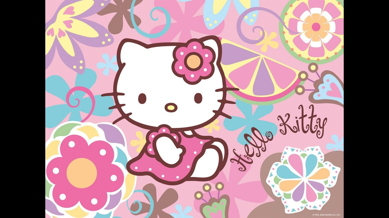 ideas para cumpleaos hello kitty economicas hello kitty ideas low cost youtube