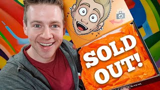 We SOLD OUT!?!