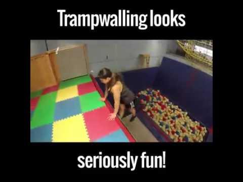 Trampwalling