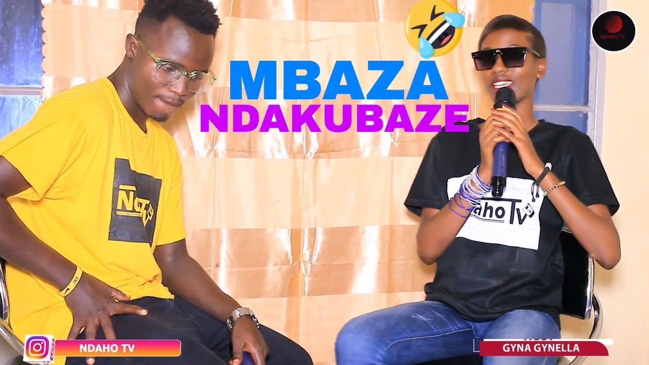 Download MBAZA NDAKUBAZE ( Q & A)  NEW ON NDAHO TV | MC ANDY AND GYNELLA