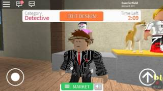 On 2nd place, 1st round /Roblox