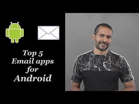 Top 5 Email Apps For Android