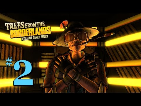 RULE 34 AND CRAZY PEOPLE [Tales From the Borderlands ep. 2]