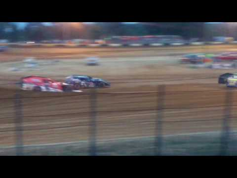 Modifieds Heat 2  Fayette County Speedway