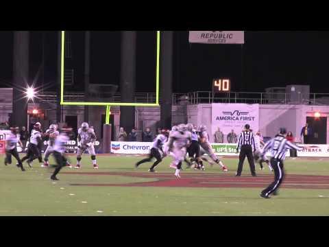 UNLV Football vs SDSU - Nov 30, 2013