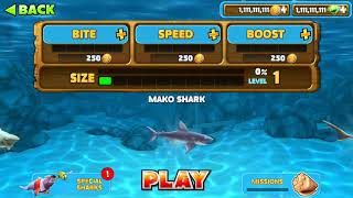 Hungry Shark Evolution - New Update Mod APK v6.4.6  Gameplay