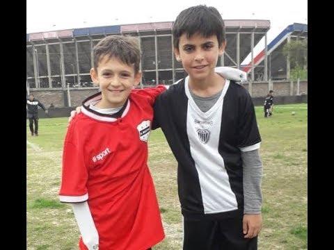 ESTUDIANTES Vs RIESTRA (CATEGORIA 2009)