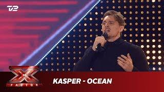 Kasper synger 'Ocean' - Martin Garrix feat. Khalid (5 Chair Challenge) | X Factor 2019 | TV 2