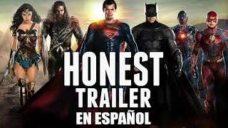 Justice League - Honest Trailer en Español