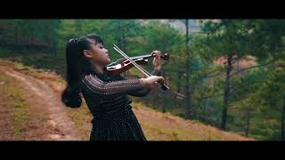 So Far Away - Martin Garrix & David Guetta ( Violin Cover By Tumie)