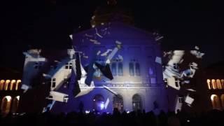 Rendez-vous Bundesplatz Bern 2016 (das Licht- und Tonspektakel)