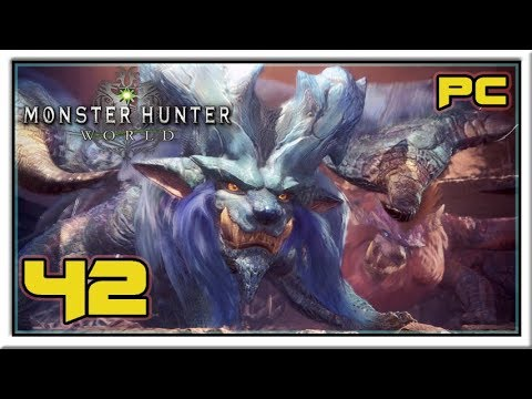 Monster Hunter World [PC] - Ep 42 - La reina azul ha llegado thumbnail
