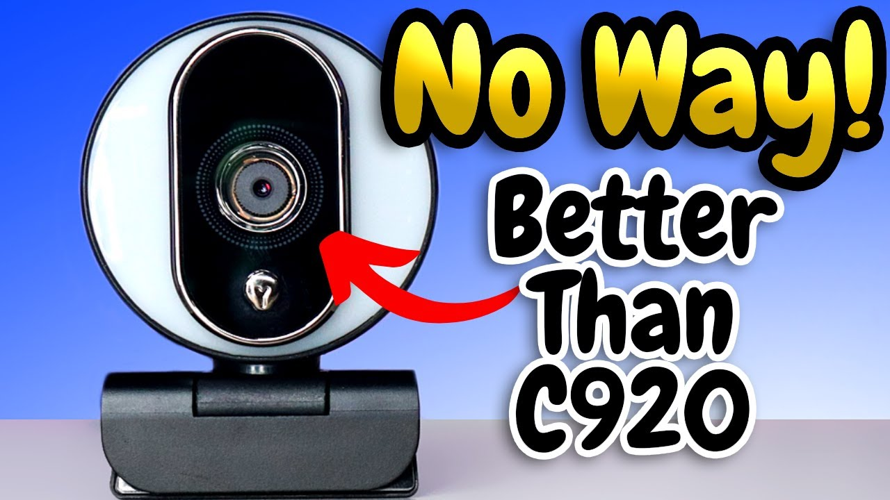 The Best Web Camera You Never Heard Of! Unzano HD660 Review!