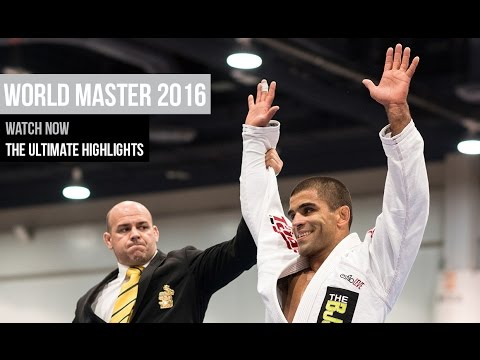 World Master BJJ 2016: the ultimate highlights