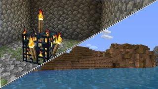 Minecraft LP [#2] - Spawner, wrak statku i ucięte nagranie
