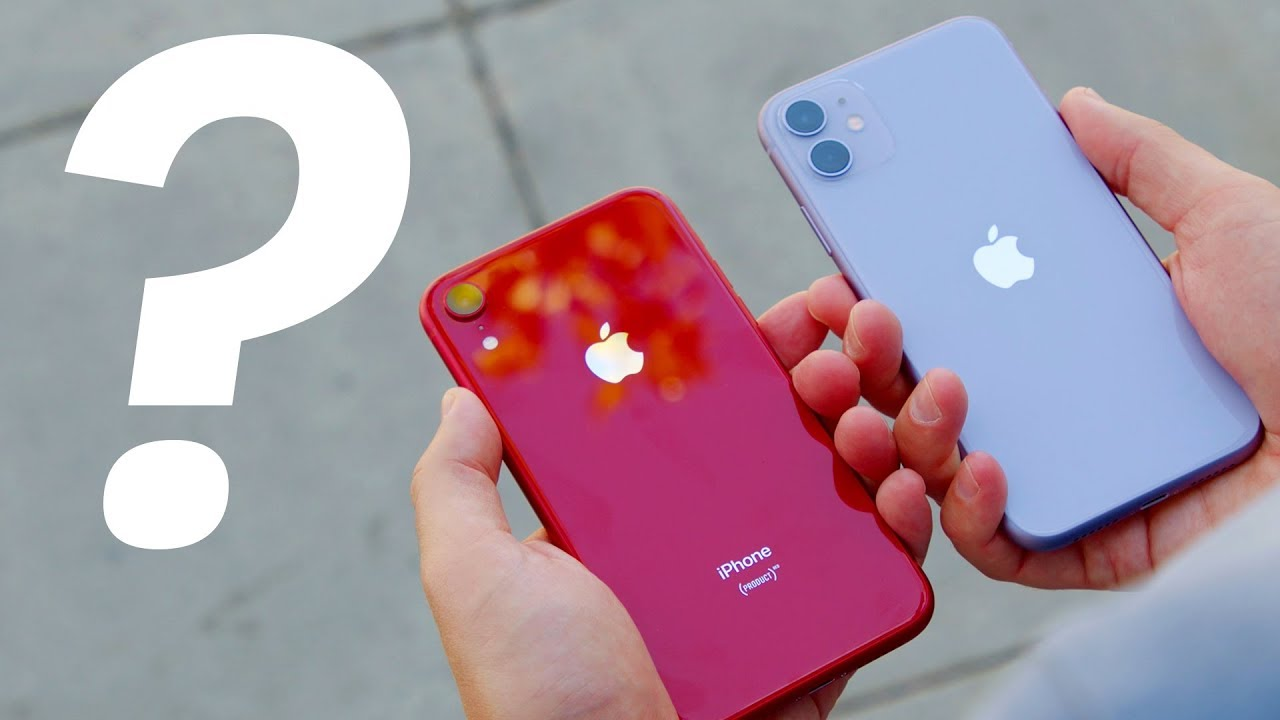 iPhone 11 vs iPhone XR: Don't Make A Mistake on